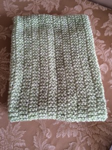 Green Prayer Shawl