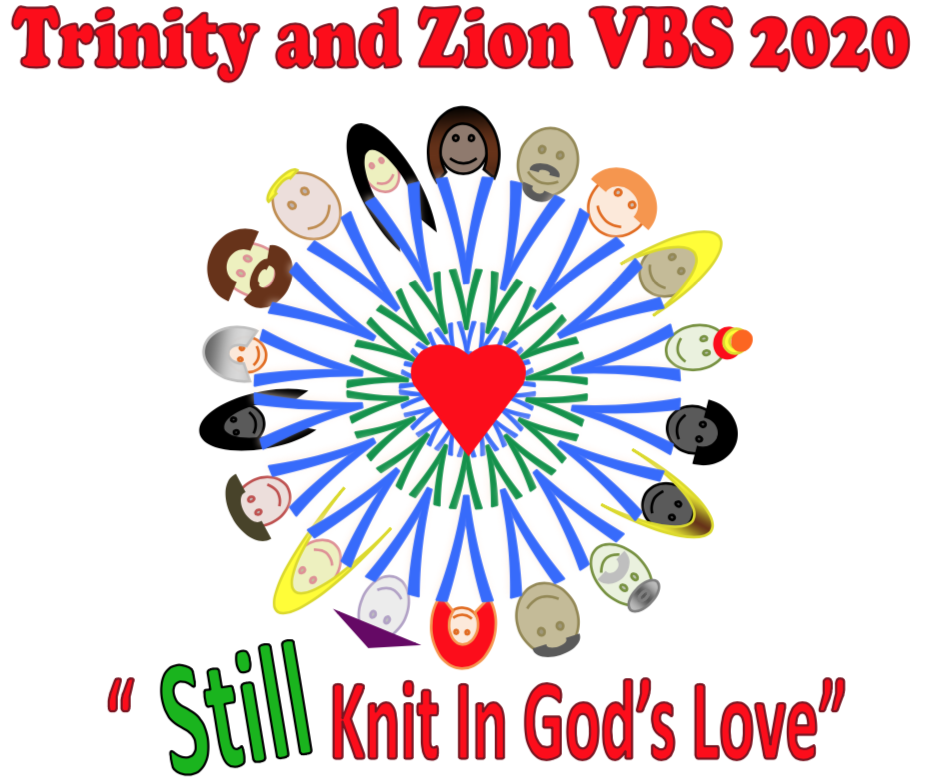 Trinity and Zion VBS 2020 Logo